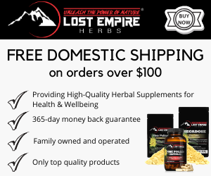 Lost Empire Herbs Products Page