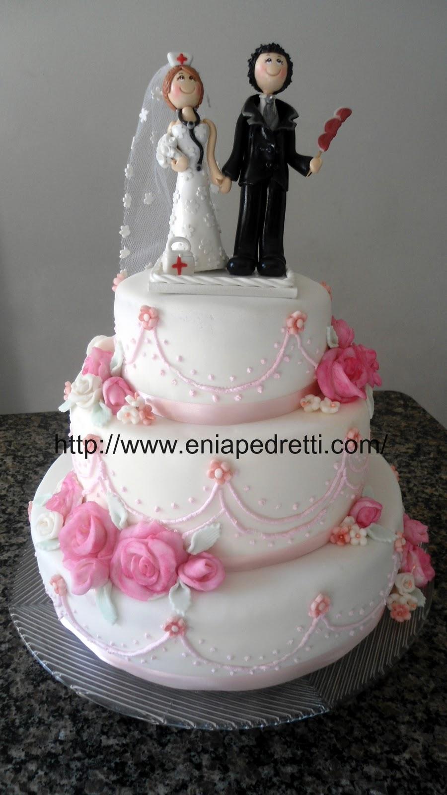 enia pedretti bolos amp cia bolo de casamento 3 andares com rosas pink