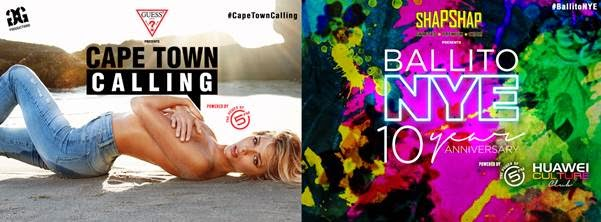Win a set of double tickets to Ballito NYE