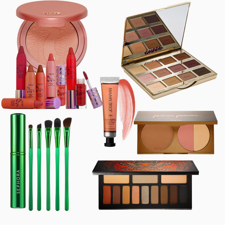 Sephora 2015 Birthday Makeup Wishlist