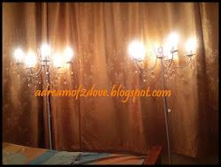 Sewaan lampu chandeliar - Melaka