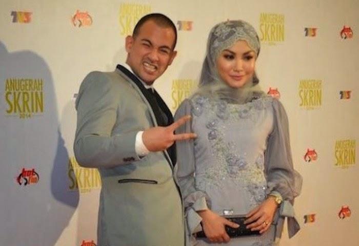 Sharnaaz Ahmad Anis al Idrus Putus Cinta