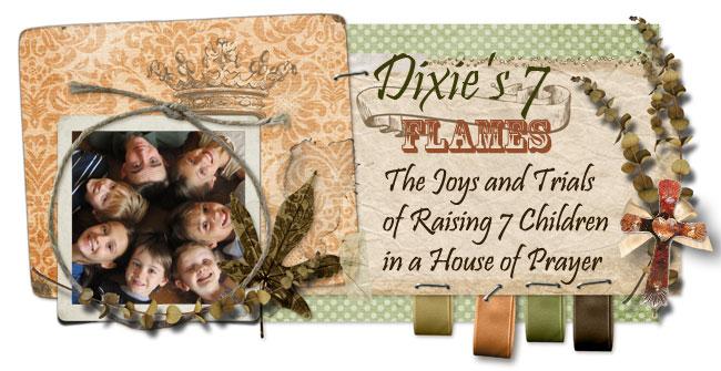 Dixie's Seven Flames