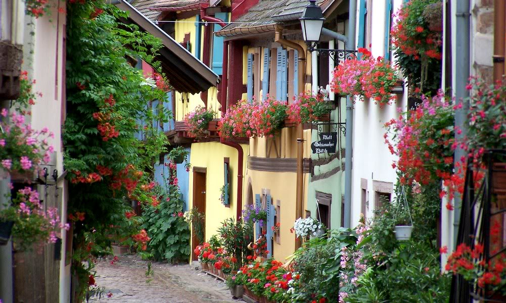 The Most Beautiful Villages Of France Alsace Lorraine
