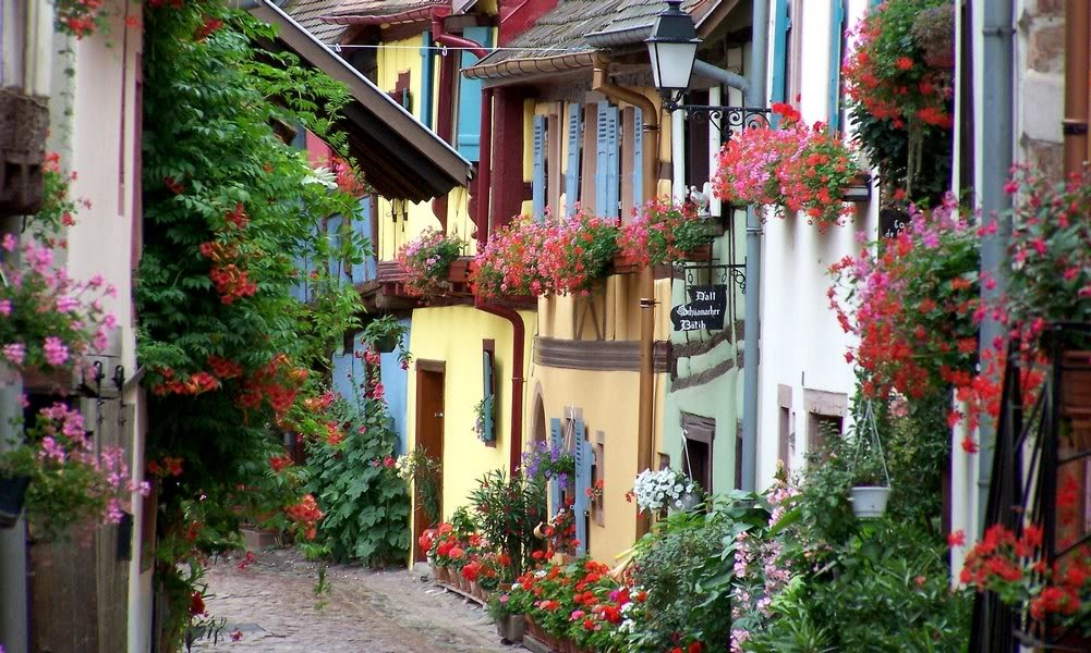 The France Insider The Most Beautiful Villages Of France