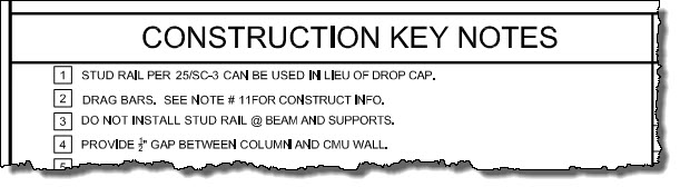 Drawing Lines In Keynote : Revit oped keynotes you keep using that word