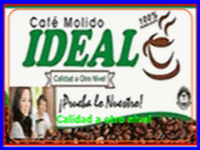 Cafe ideal 100% puro cafe