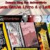 Uau! Mais um kit para sorteio #ListasLiterárias5Anos. Hoje super livros da Record e da Galera
