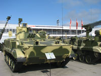 Машина 9П157-4