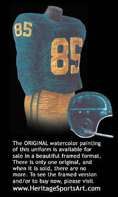 New York Jets 1960 uniform