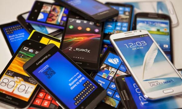 Second hand smartphones