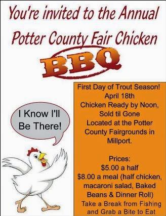 4-18 Chicken BBQ