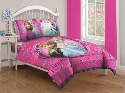 Queen Size Bedding Set Frozen