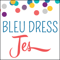 Bleu Dress Jess