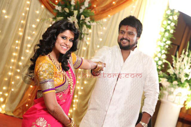 marathi actor and actress: Sai Tamhankar and amey wedding photos