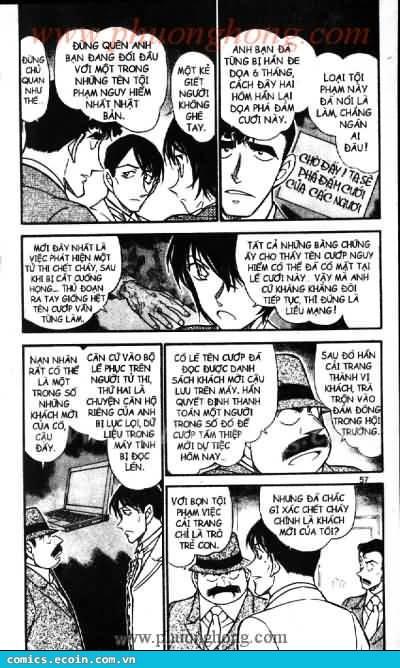 Detective Conan - Thám Tử Lừng Danh Conan chap 536 page 3 - IZTruyenTranh.com