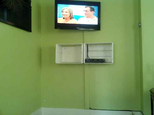 how to hide flat screen tv wires progressions. Black Bedroom Furniture Sets. Home Design Ideas
