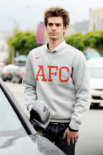 Actor SpiderMan4 Andrew Garfield_2