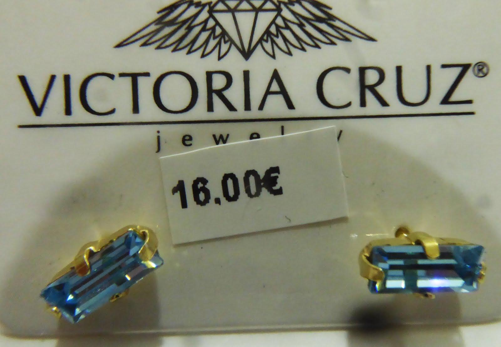 Pendiente Macedonia Aquamarine, plata dorada