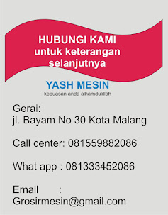 gerai / office yash mesin