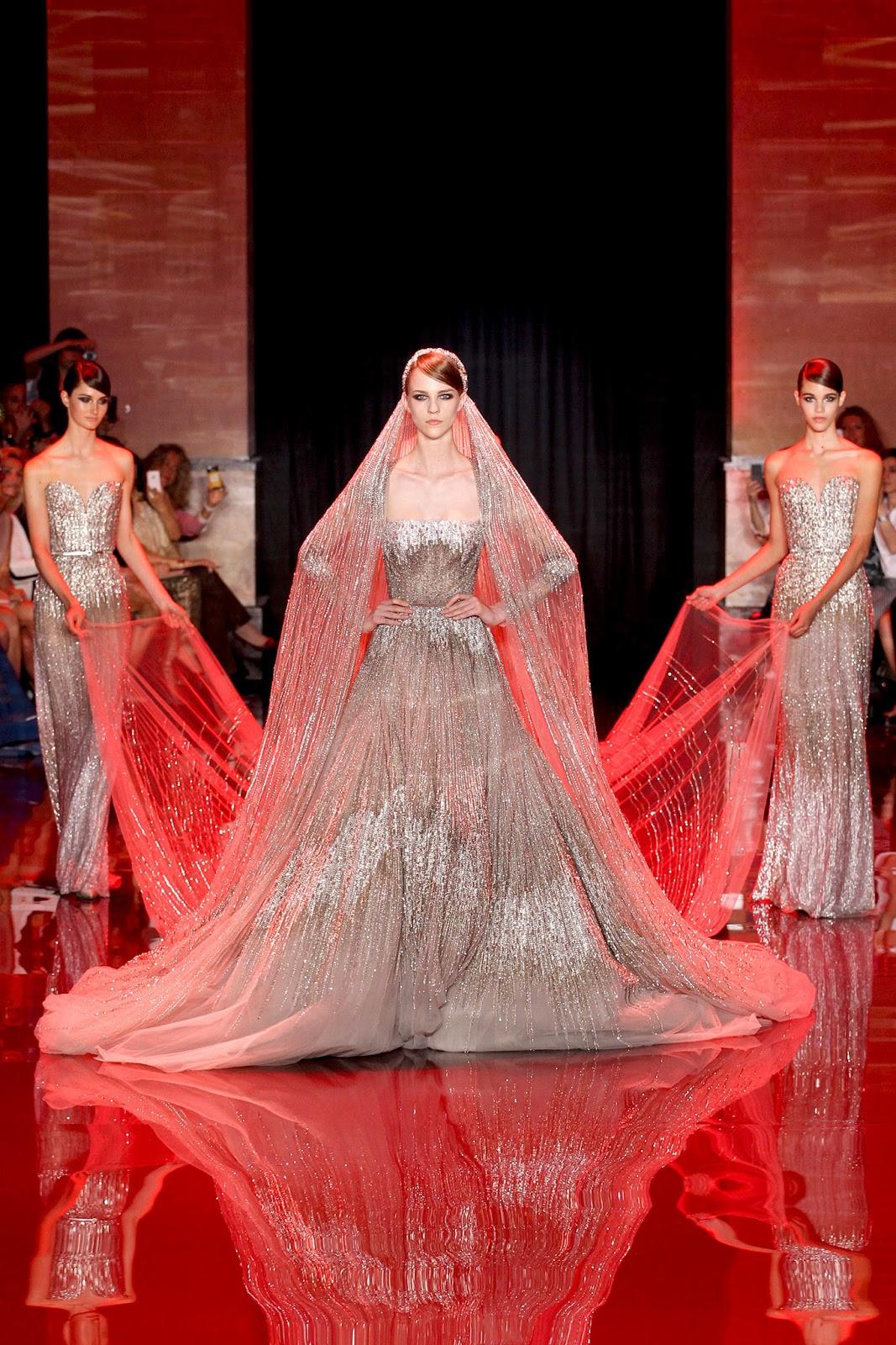 El brillo fue escaso en la semana Haute Couture - Moda 2.0: Blog de ...