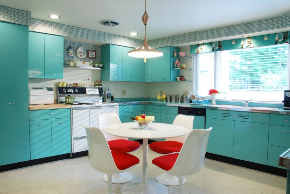 design Cores de tinta para cozinha