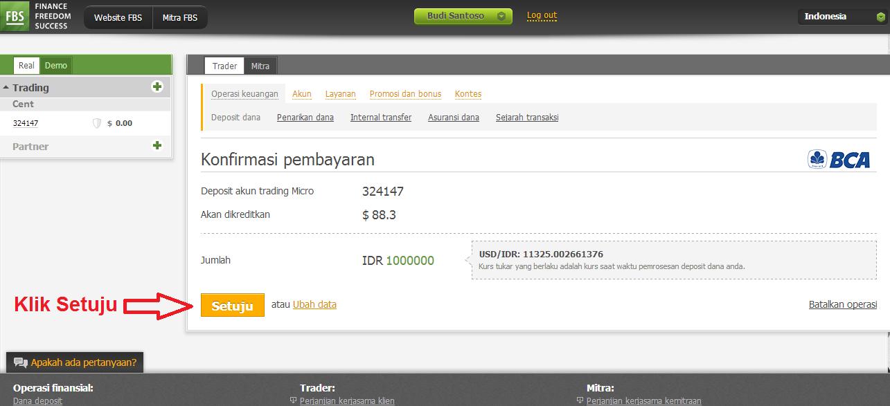 Trader forex terbaik indonesia