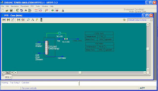 Chemical engineering simulator