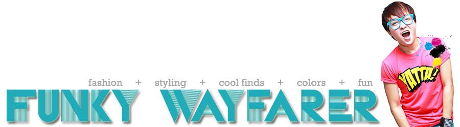 funky wayfarer