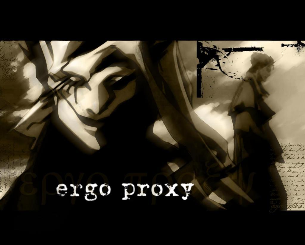 ergo proxy on Tumblr