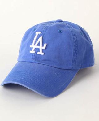 Blue Los Angeles Dodgers Baseball Cap