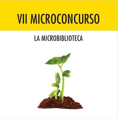 VII Edición La microbiblioteca  Ganadora categoría castellano