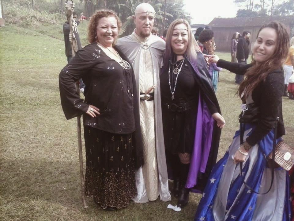 Elfo e Bruxas em Paranapiacaba