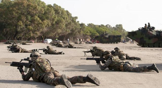 NATO Latihan Gabungan