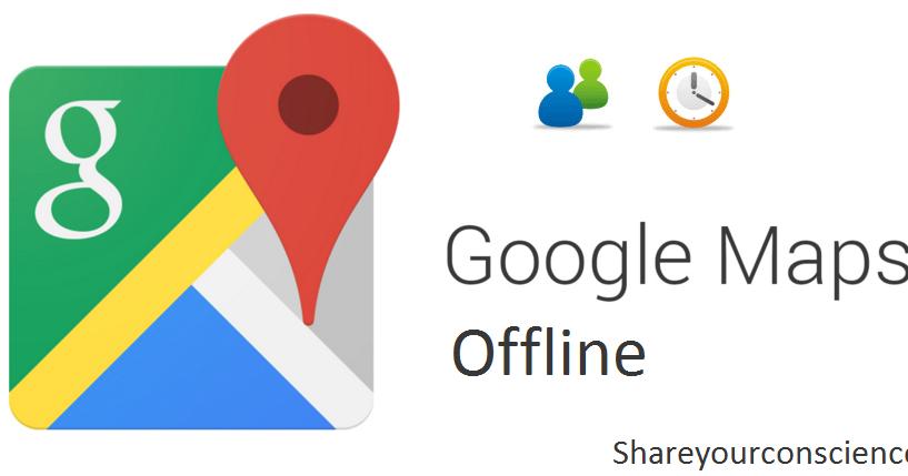 Google Map Offline Feature