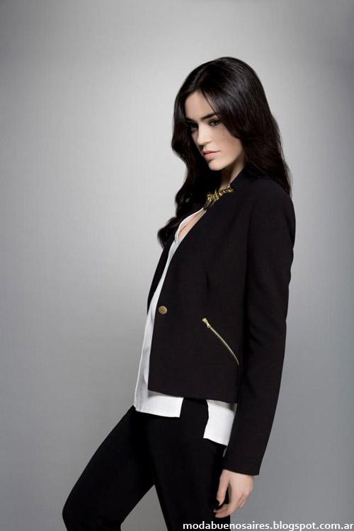 Moda mujer Ruben Cassin invierno 2013