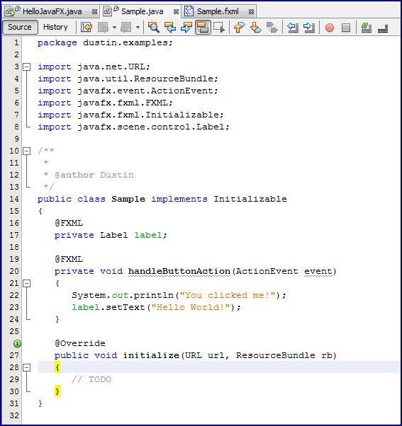 Hello JavaFX 2.0: Introduction by NetBeans 7.1 beta   JavaWorld