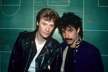 APRIL 2014 FEATURED ARTISTS OF THE MONTH - KISS - DARYL HALL & JOHN OATES
