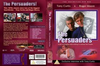 THE PERSUADERS - A SÉRIE COMPLETA