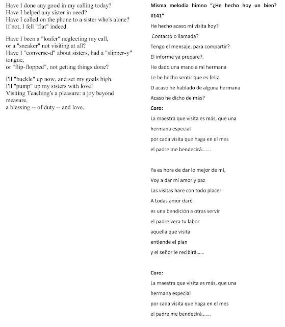 letra de canciones de la iglesia: