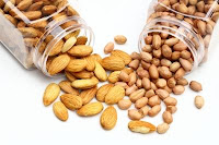 Eat a hand full of almond or peanut everyday will increase your lifetime.. ground nut or almond is good for health and raise normal life span. Tamil health news, New research about healthy foods, Nuts for good health