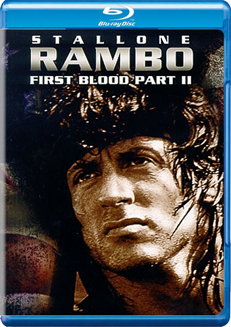Download Rambo II   A Missão (1985) BluRay 720p Dublado