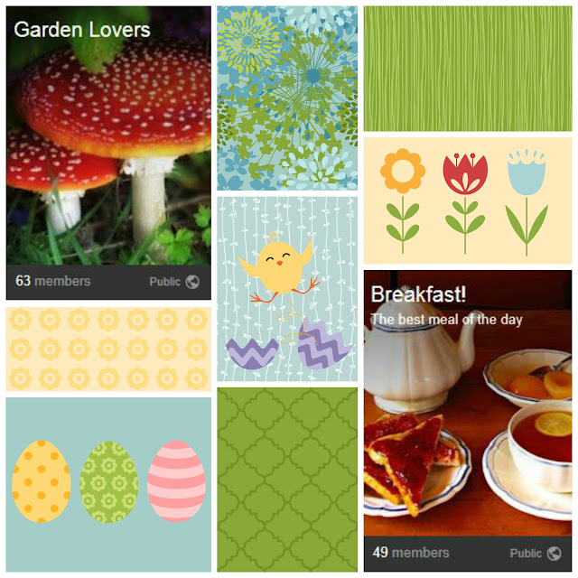 Garden Lovers and Breakfast Google Plus Community