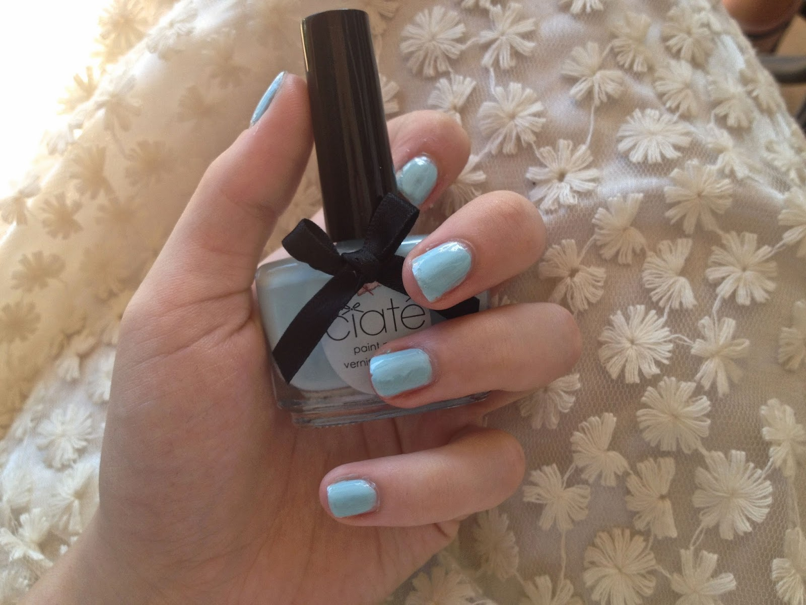 ciate nail polish irish review