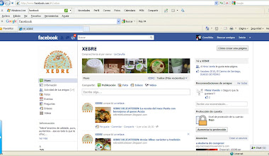 Xebre en Facebook