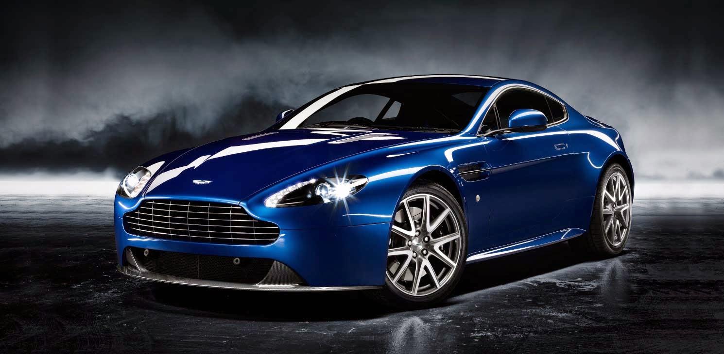 Perusahaan Aston Martin Mengelluarkan Crossover Dengan Mesin AMG