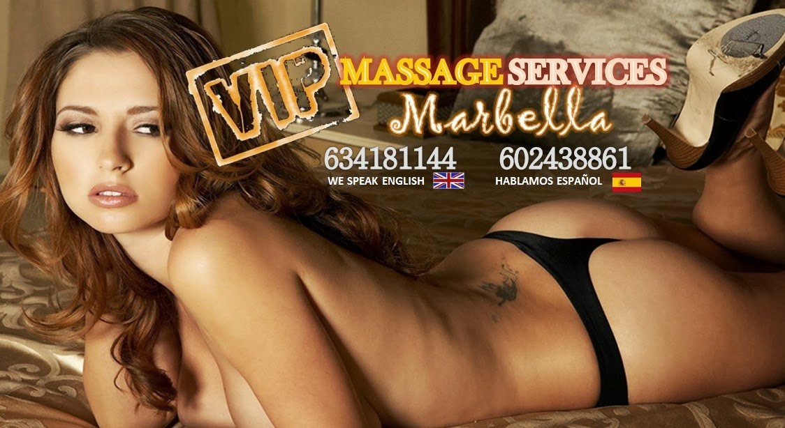 VIP Massage Services | Marbella