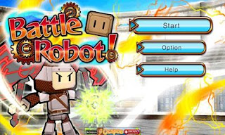 Screenshots of the Battle Robots! for Android tablet, phone.