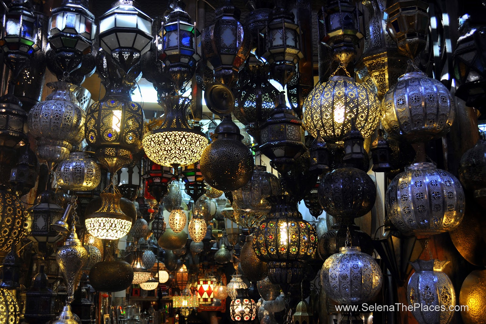 Souk of Marrakesh, Morocco