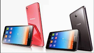 Smartphone Android Lenovo S860